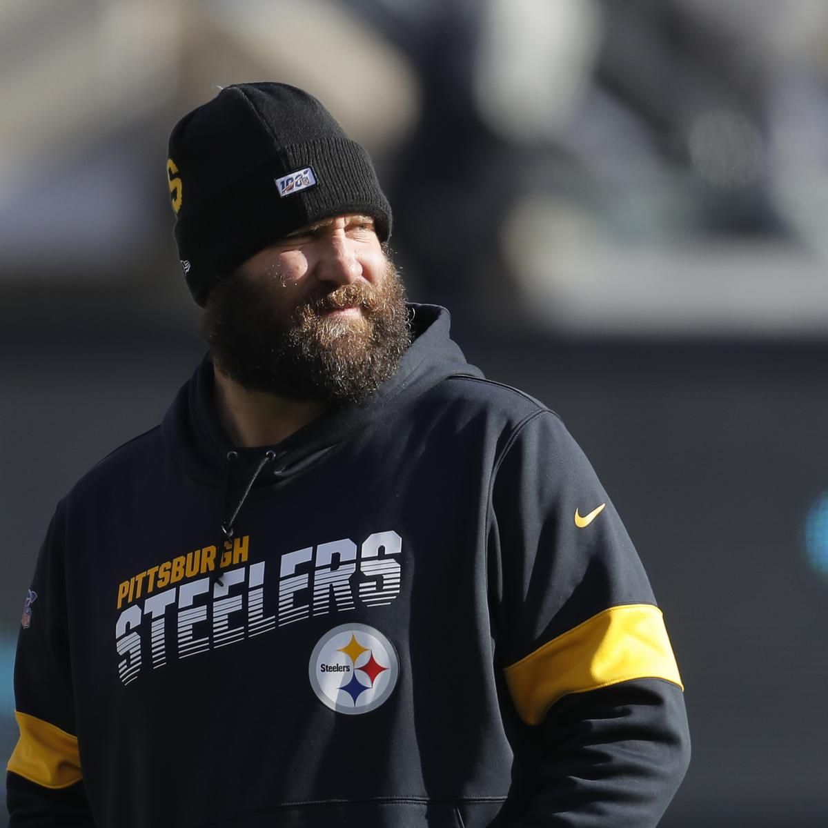 Steelers' Ben Roethlisberger Expects to Be Cleared in 3 Months Amid Injury Rehab