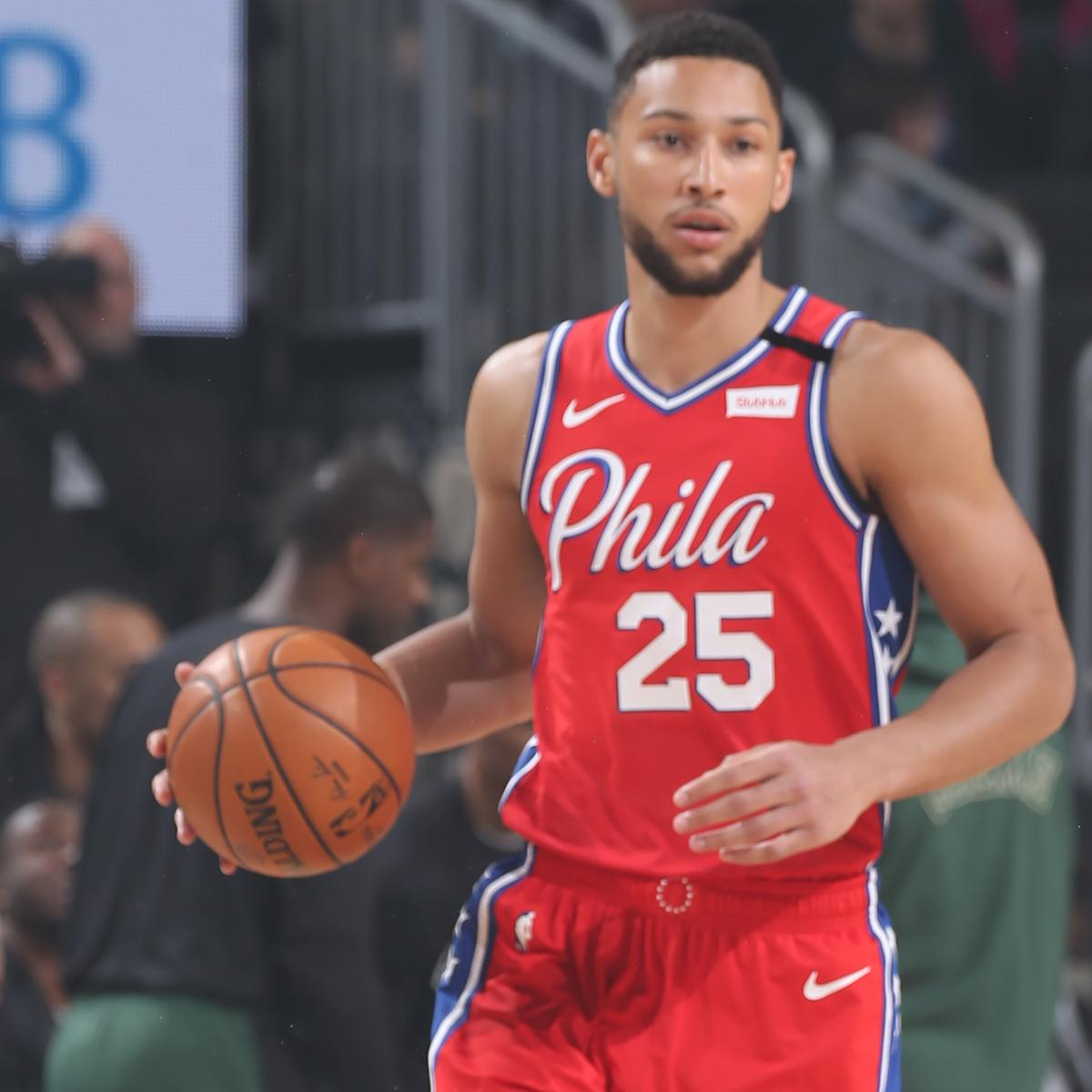 Fantasy Basketball Streaming Options After Ben Simmons' Injury
