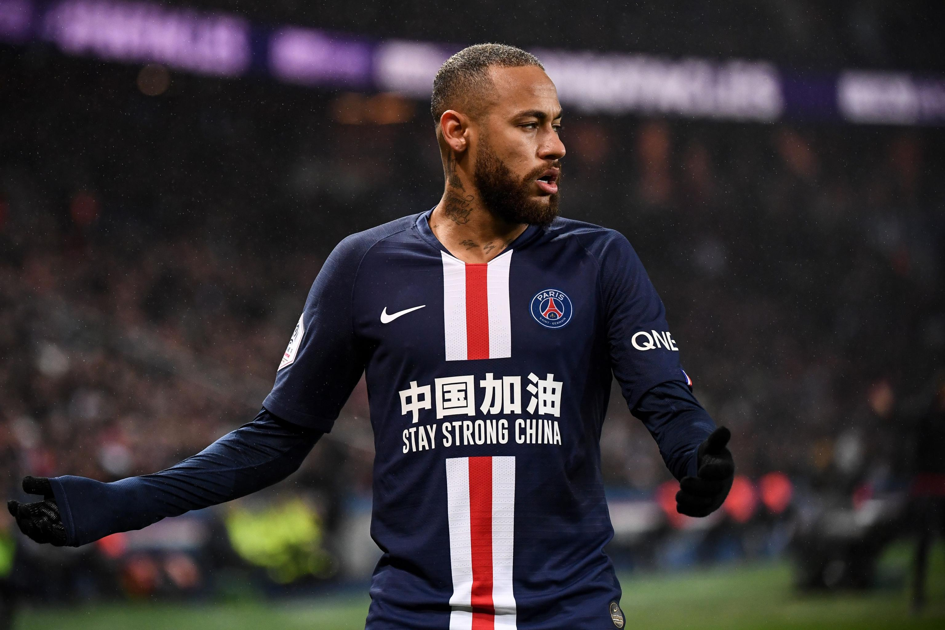 Neymar Sent Off Edinson Cavani Scores 200th Psg Goal In Win Vs Bordeaux Bleacher Report Latest News Videos And Highlights