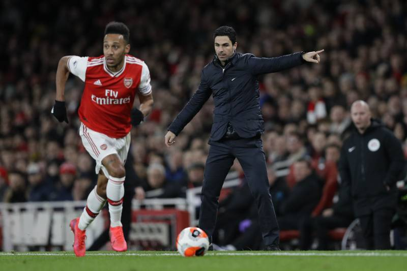 Mikel Arteta Talks Pierre-Emerick Aubameyang's Future Amid Inter ...