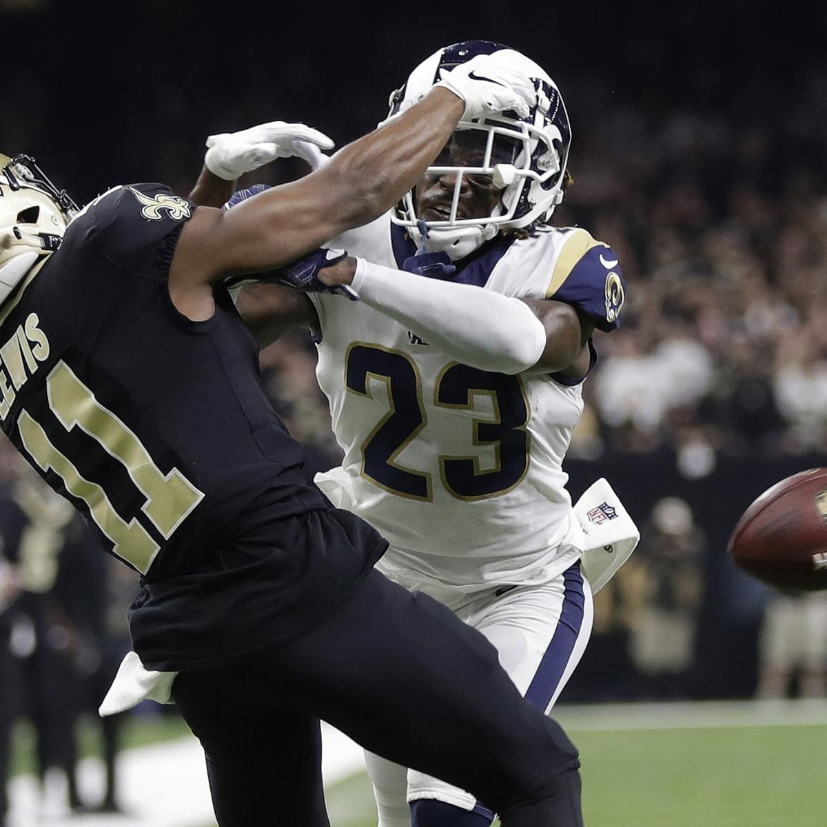 NFL Competition Committee to Discuss Renewing Pass Interference Replay Rule