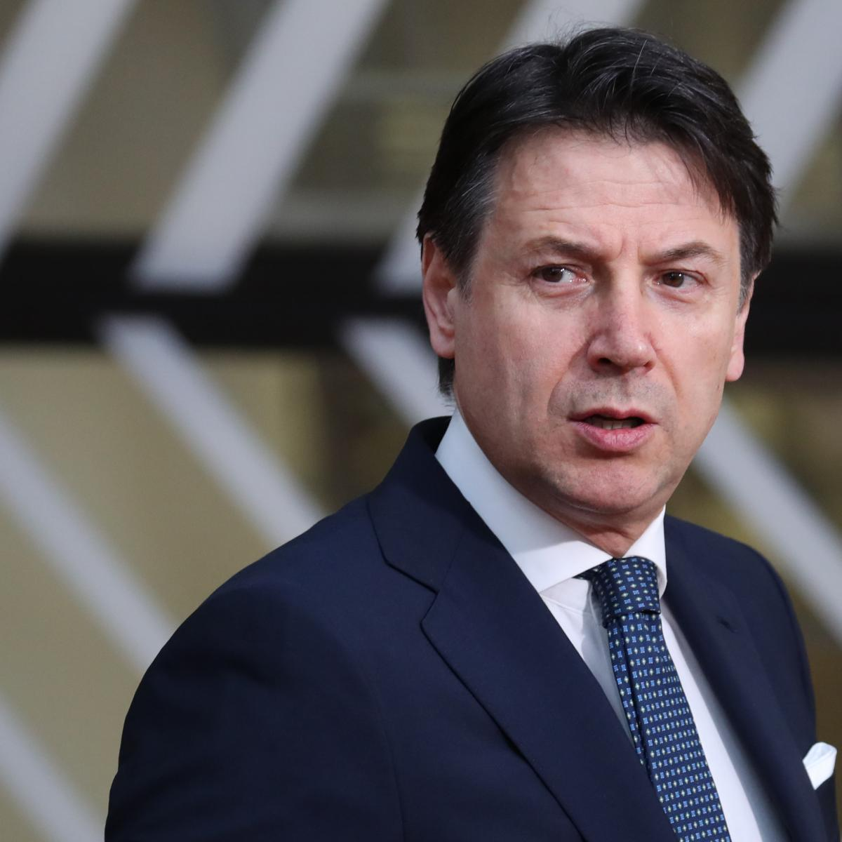 Italian PM Suggests All Serie A Games May Be Postponed Due to Coronavirus Fears