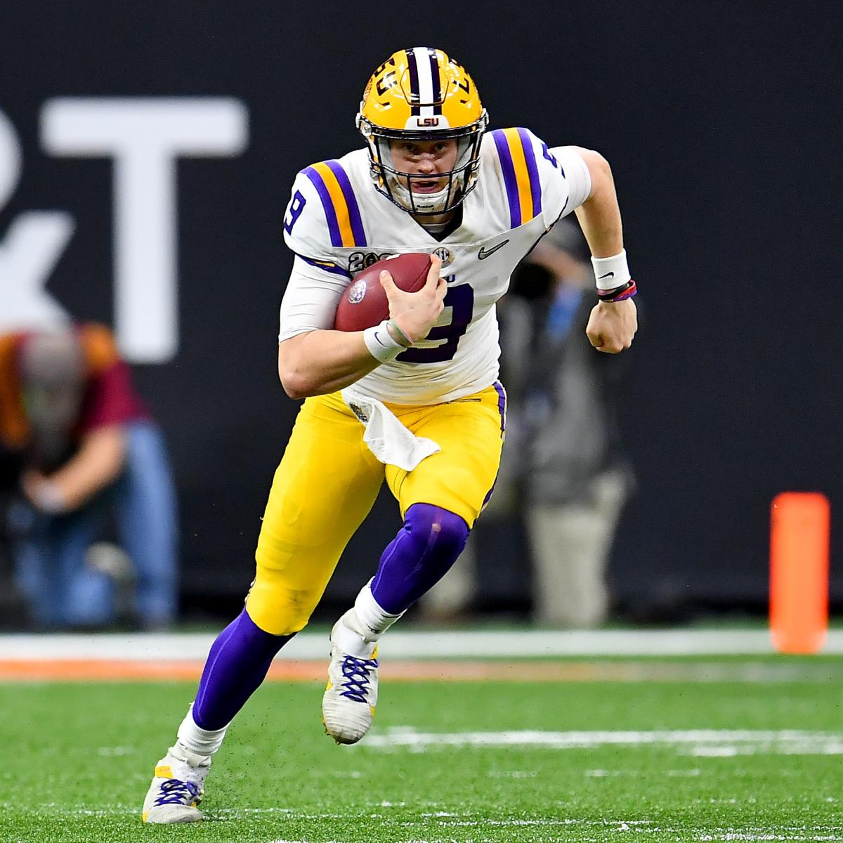 LSU 'Unlocked' Joe Burrow's 'Superpower,' Says NFL Network's Daniel Jeremiah