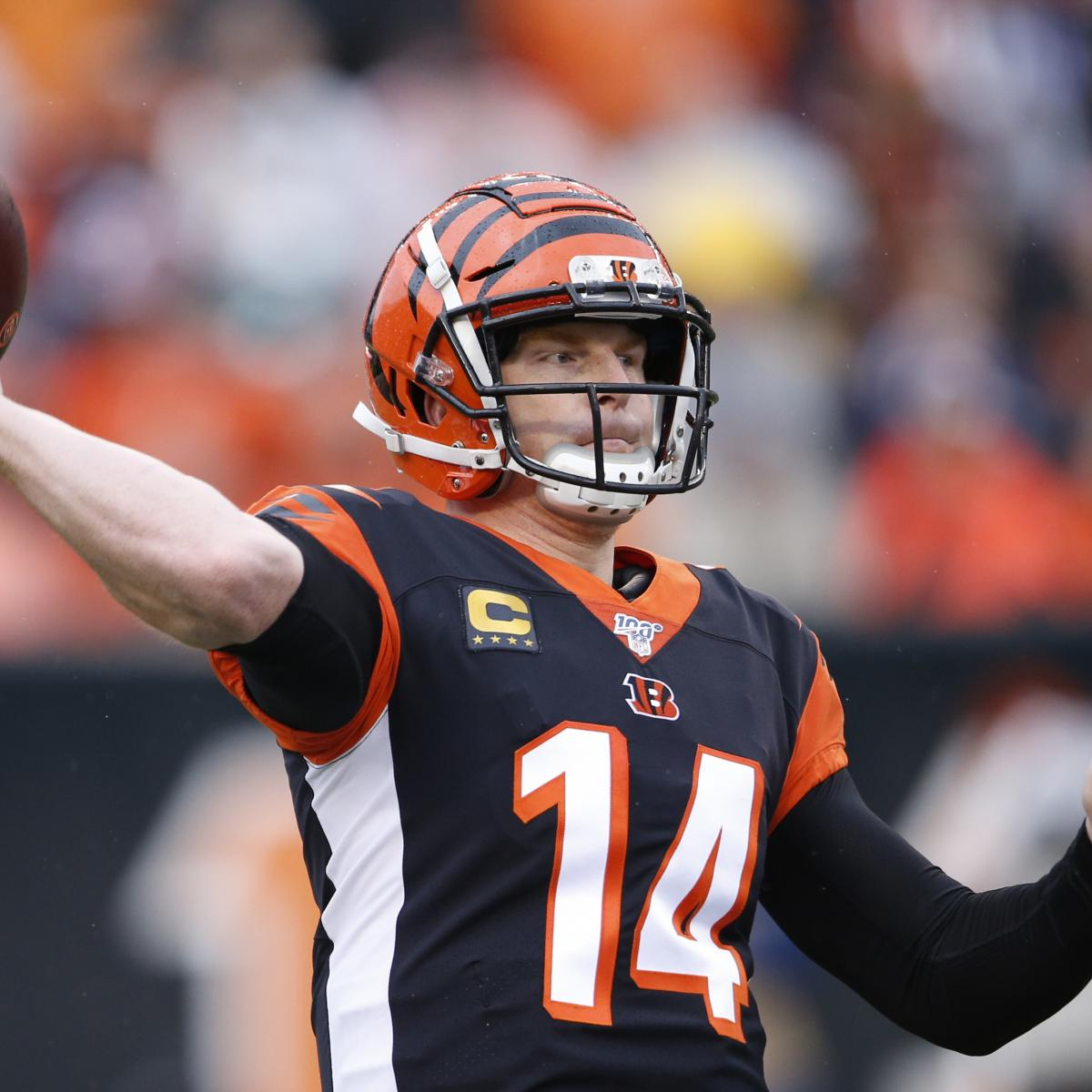 Andy Dalton Trade Rumors: Bengals QB Would 'Definitely Get a Job' If Available