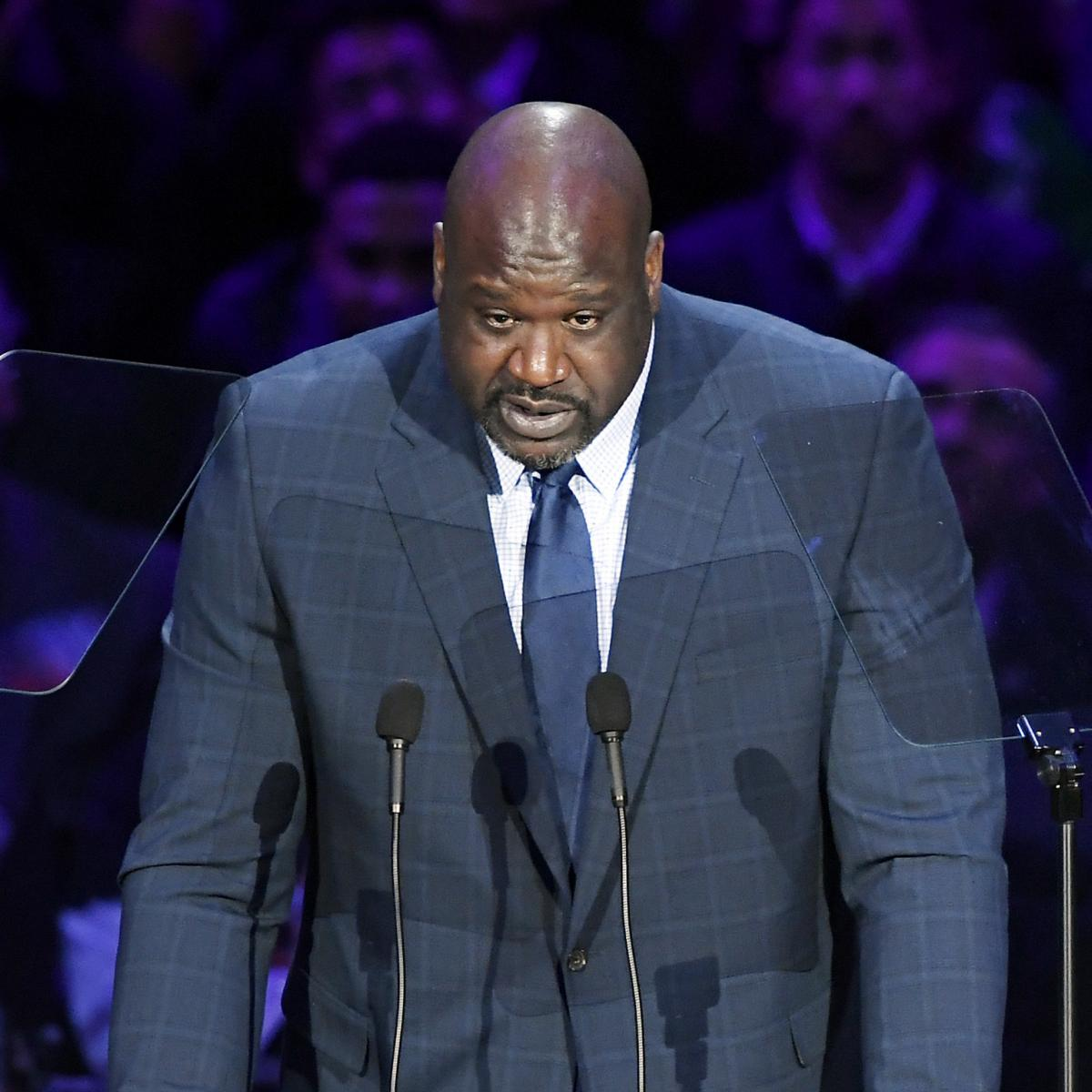 Shaquille O'Neal Tells Funny Story About Kobe Bryant Not Passing to Teammates