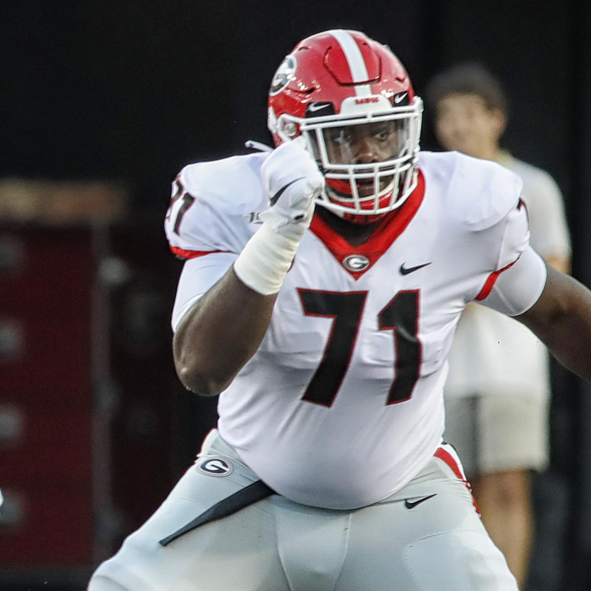 Andrew Thomas Drafted By Giants: New York's Updated Depth