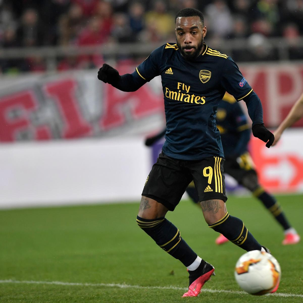 Arsenal vs. Olympiacos: Europa Odds, Live Stream, TV Schedule