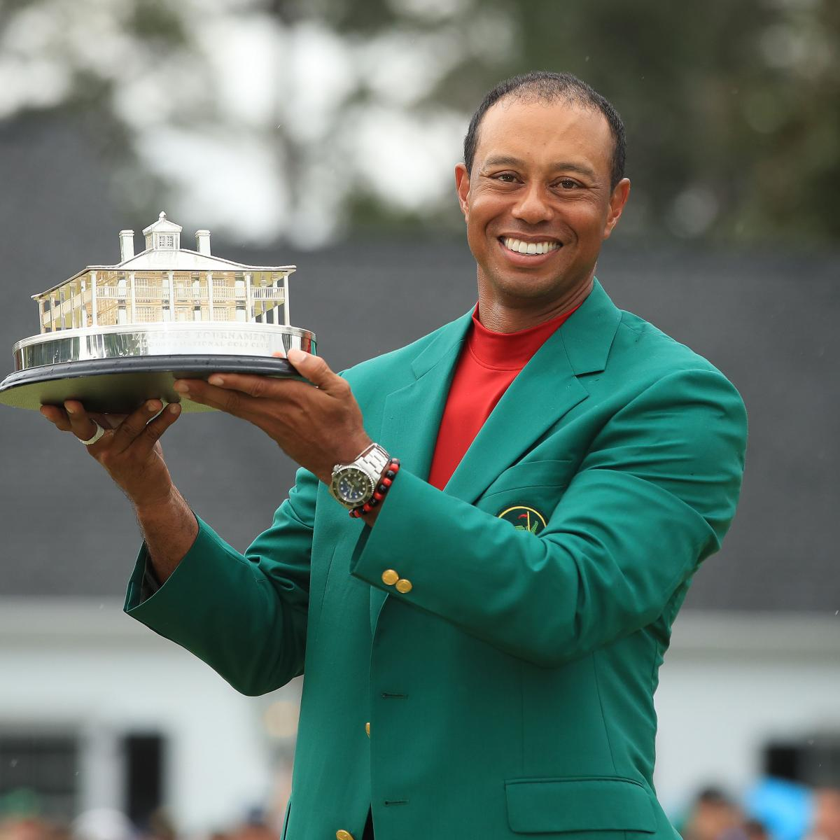 Tiger Woods Reveals Menu for 2020 Masters Champions Dinner