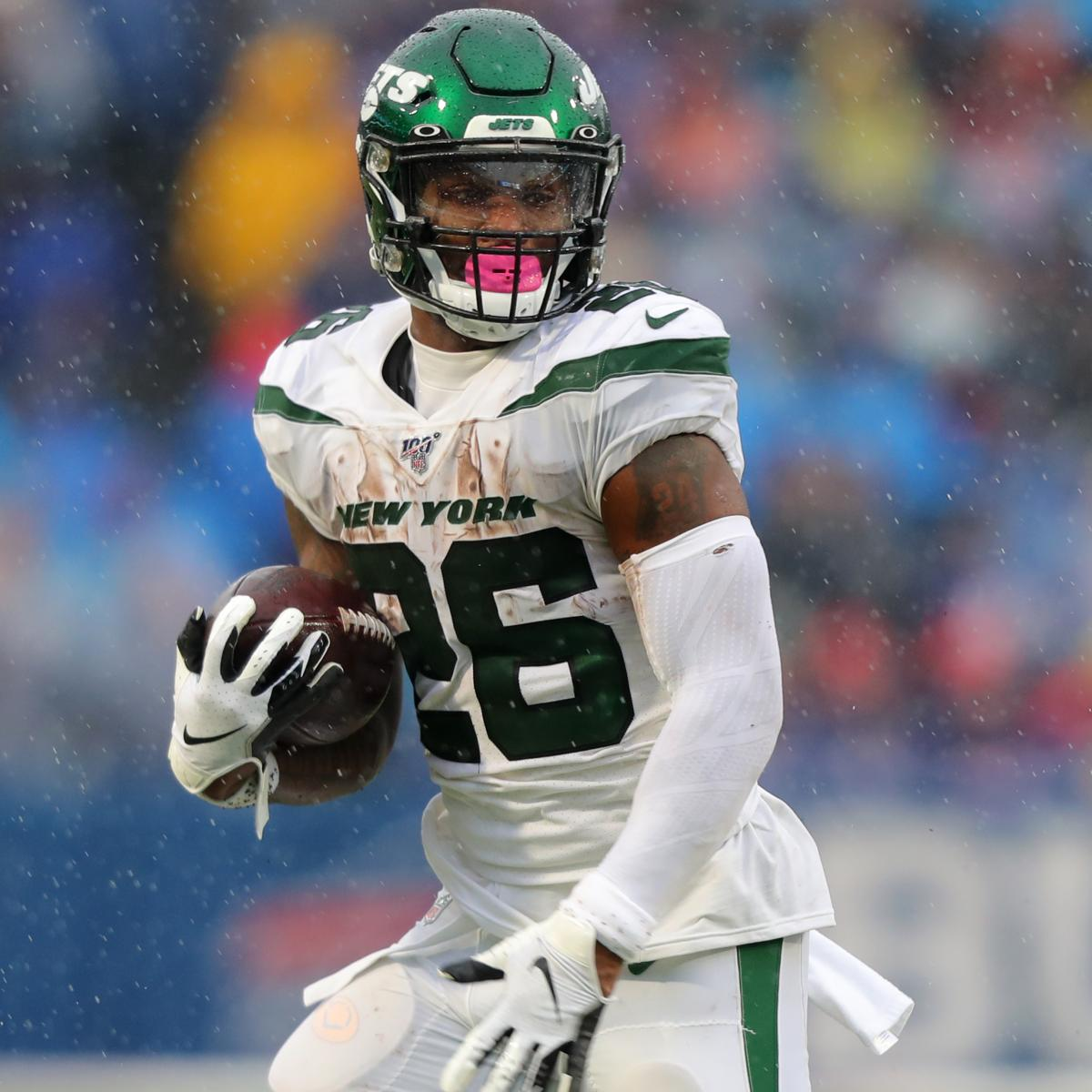 Jets Haven't Engaged in Le'Veon Bell Trade Talks, Says GM Joe Douglas