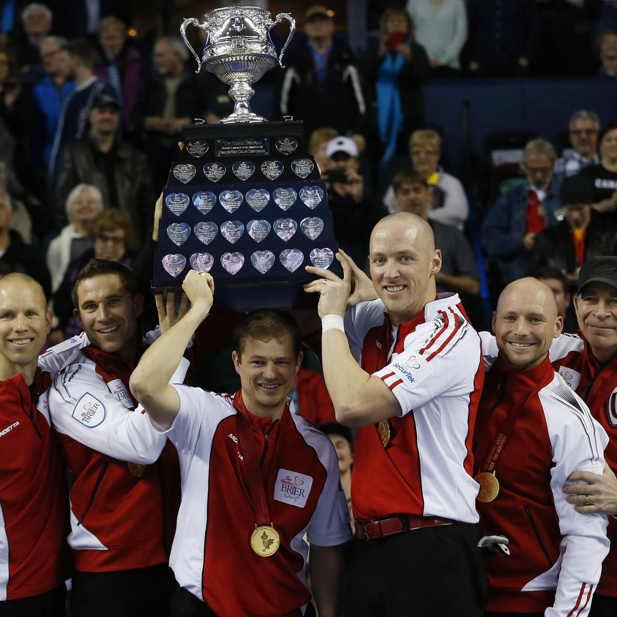 Tim Hortons Brier 2020: Dates, Draw Schedule, Format for Curling Event