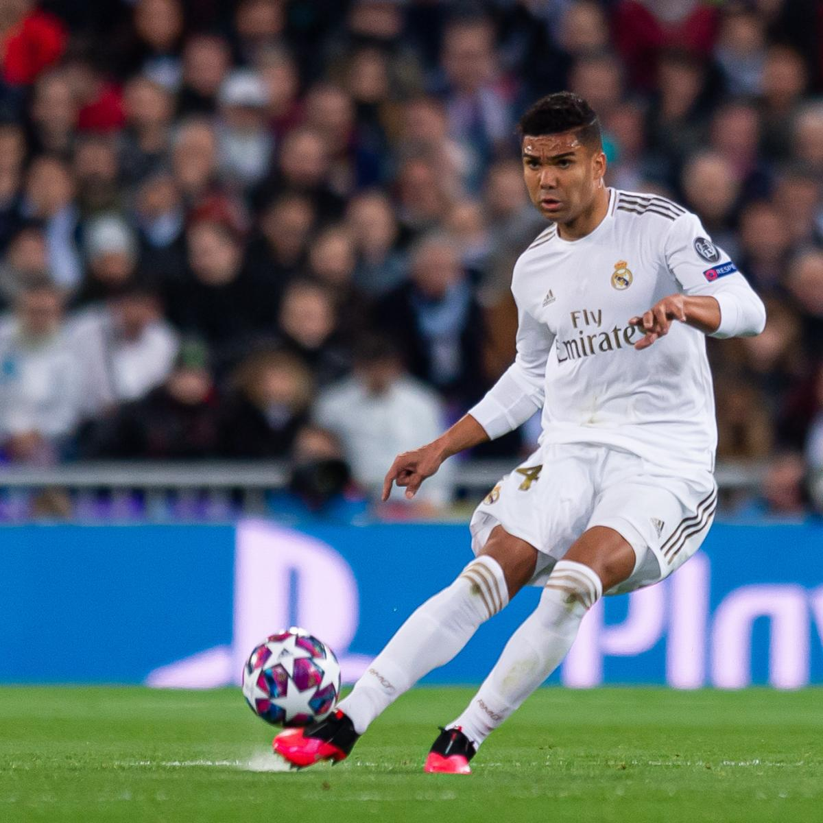 Casemiro: 'The Tie Isn't Over' After Real Madrid's 2-1 Loss to Manchester City