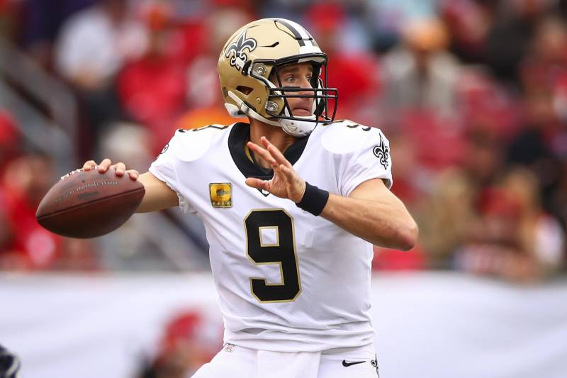 Drew Brees' Saints Contract Targeted to Be Done Before Free Agency ...