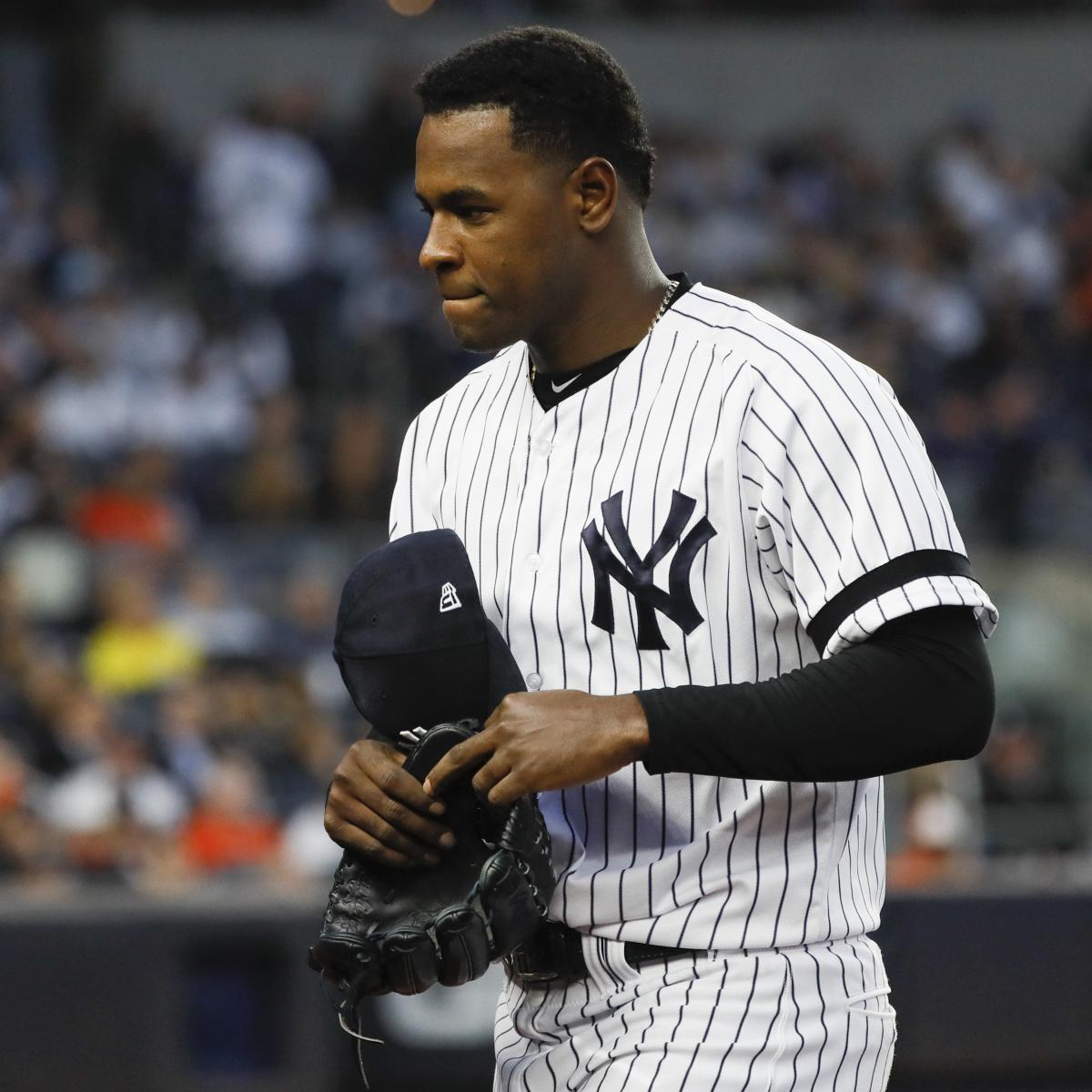Yankees News: Luis Severino Undergoes Tommy John Surgery; Has Bone Chip Removed
