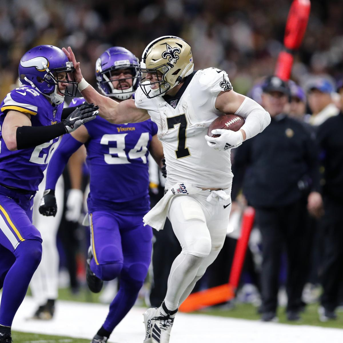 Saints 'Have a Vision' for Taysom Hill Amid Free Agency, Says GM Mickey Loomis