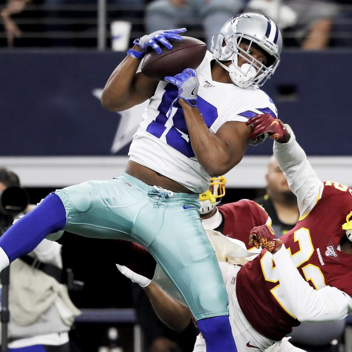 Amari Cooper Rumors: Cowboys 'Ready to Intensify' Contract Talks with WR