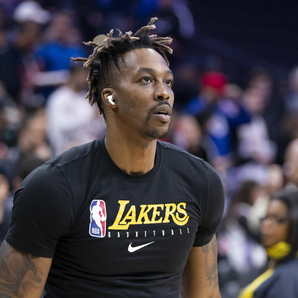 Lakers' Dwight Howard Credits Nick Van Exel for Improved Free-Throw Shooting
