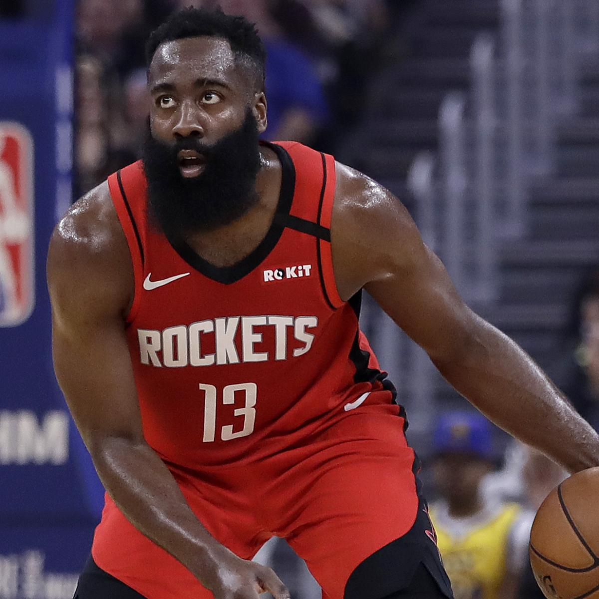 James Harden After Giannis Joke: Wish I Could Be 7 Feet and Dunk, Takes No Skill