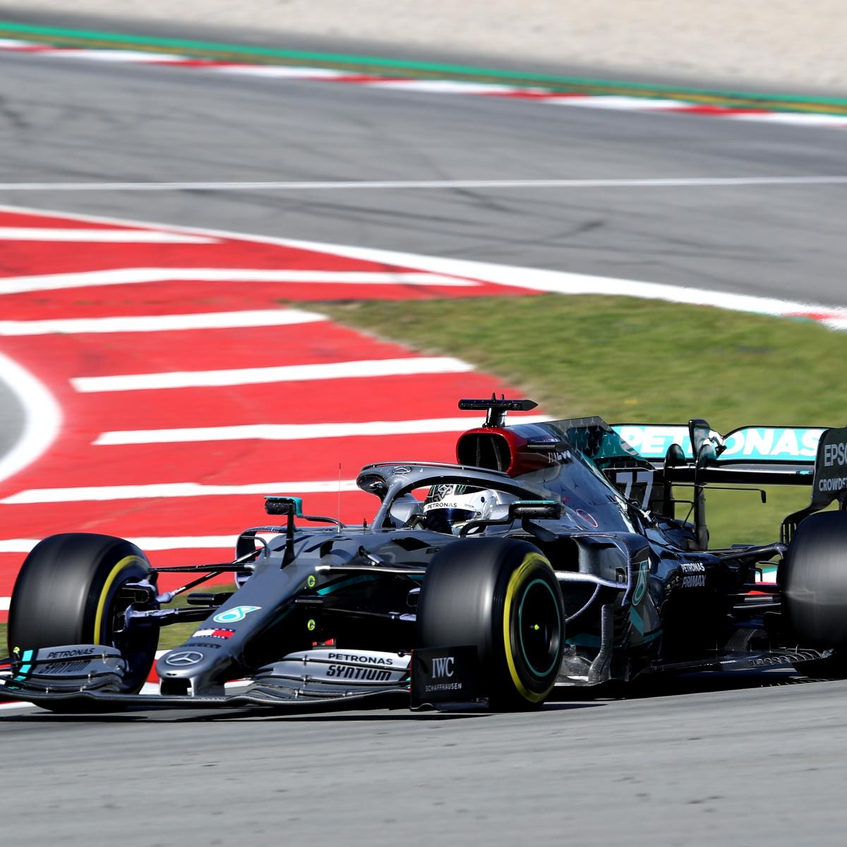 F1 Pre-Season Testing 2020: Friday Times and Analysis from Barcelona