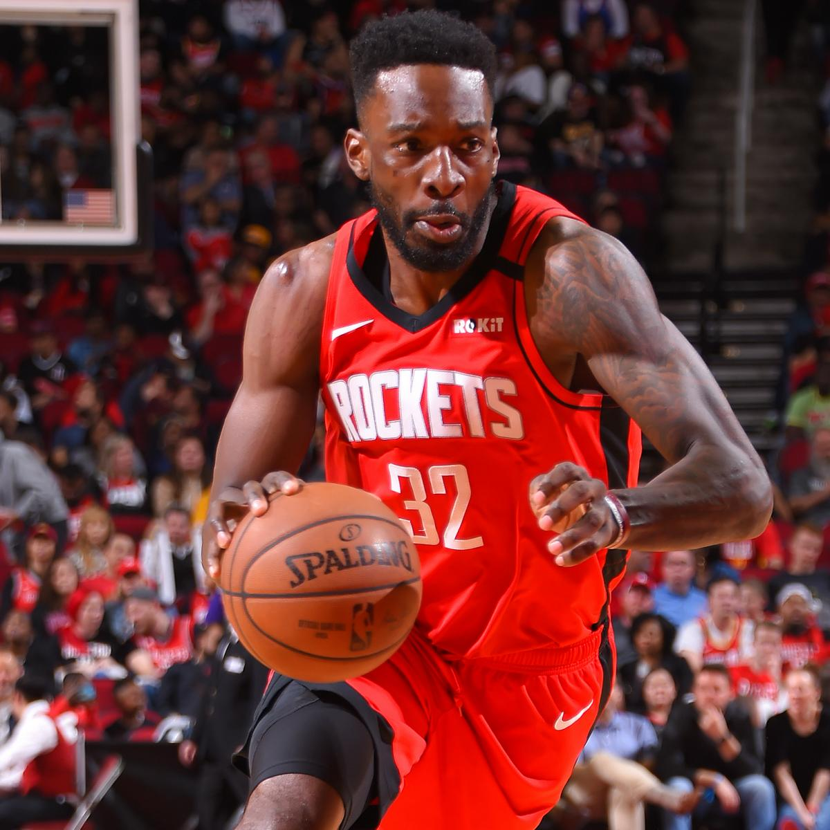 Rockets News: Jeff Green Signs Contract for Rest of Season After 10-Day Deal