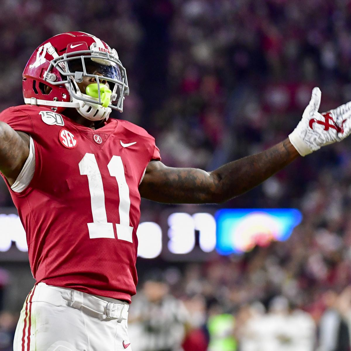NFL Draft 2020: 1st-Round Order and Predictions for Combine's Early Stars