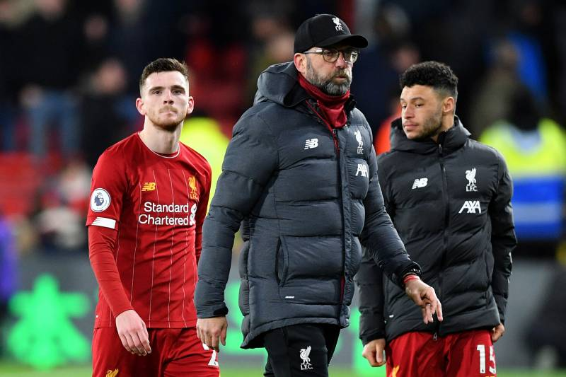 Image result for klopp and liverpool