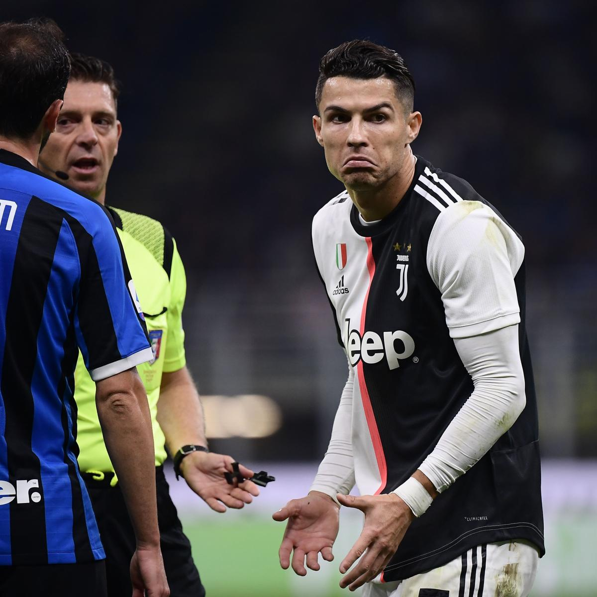 Juventus Vs Inter Milan Set For March 8 After Postponement Over Coronavirus Bleacher Report Latest News Videos And Highlights