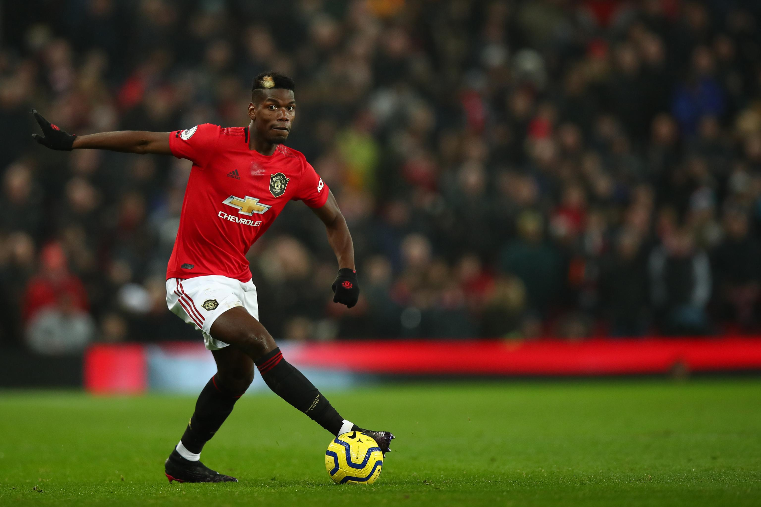 John O'Shea Says Paul Pogba Will Boost Manchester United in Top-4 ...