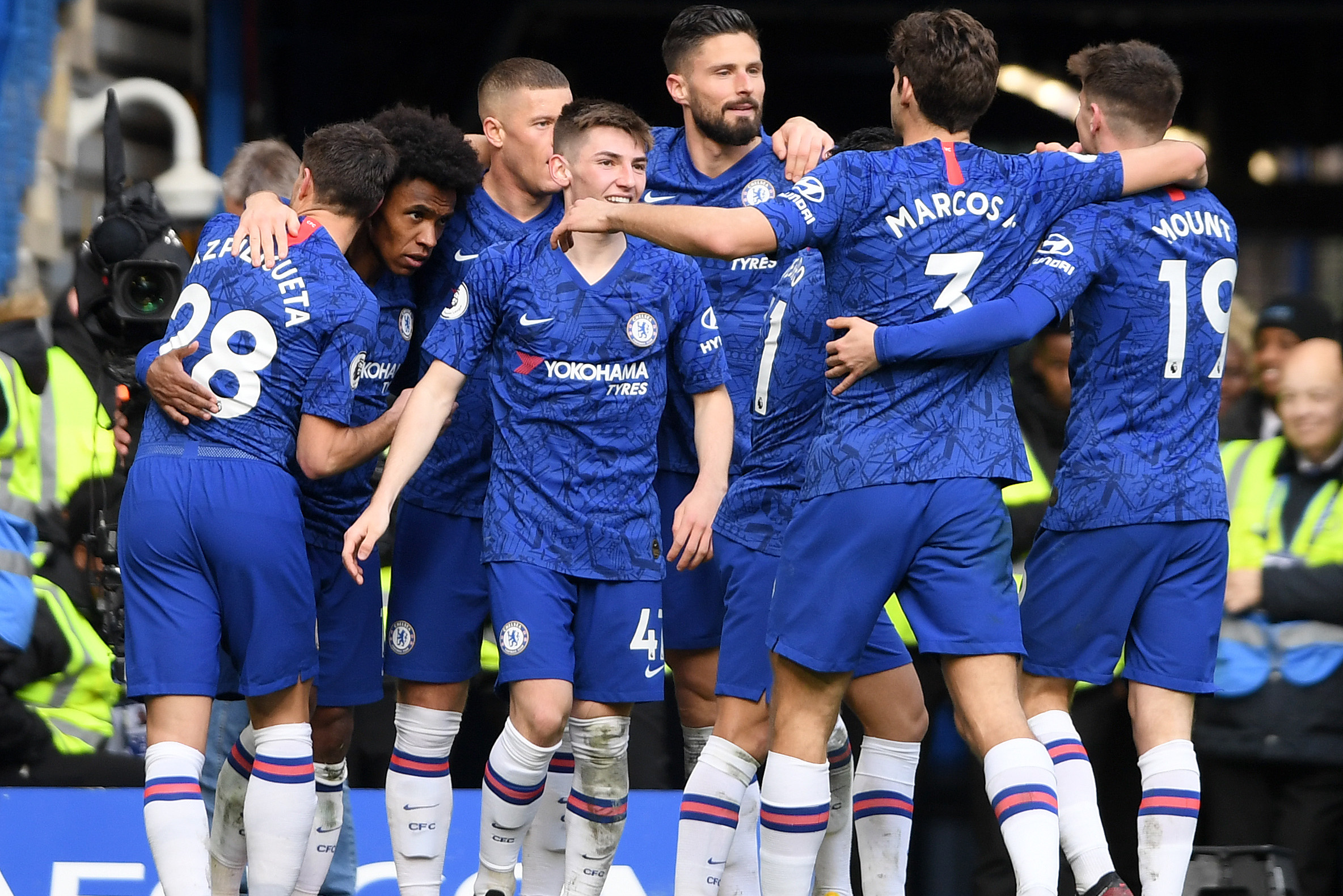 Premier League Table Week 29 Sunday S 2020 Epl Top Scorers And Results Bleacher Report Latest News Videos And Highlights