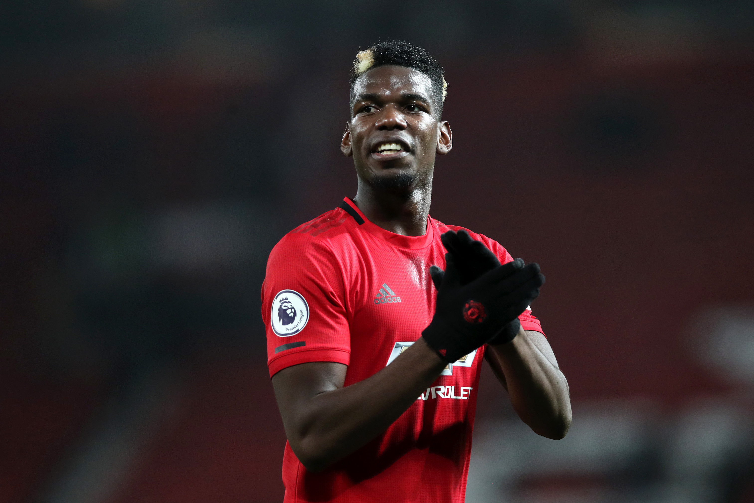 Paul Pogba Reportedly Interested in Long-Term Contract with Manchester  United | Bleacher Report | Latest News, Videos and Highlights