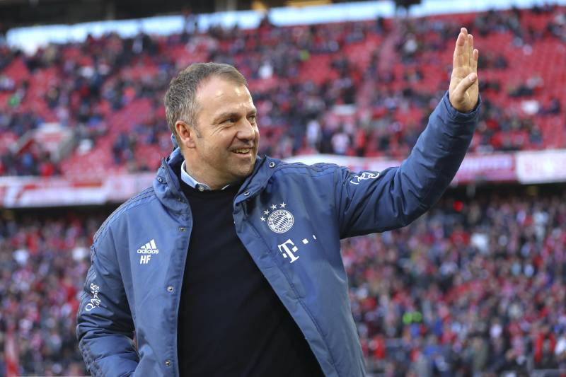 Bayern Munich's Hansi Flick: Managers Must Have 'Veto Power' on ...