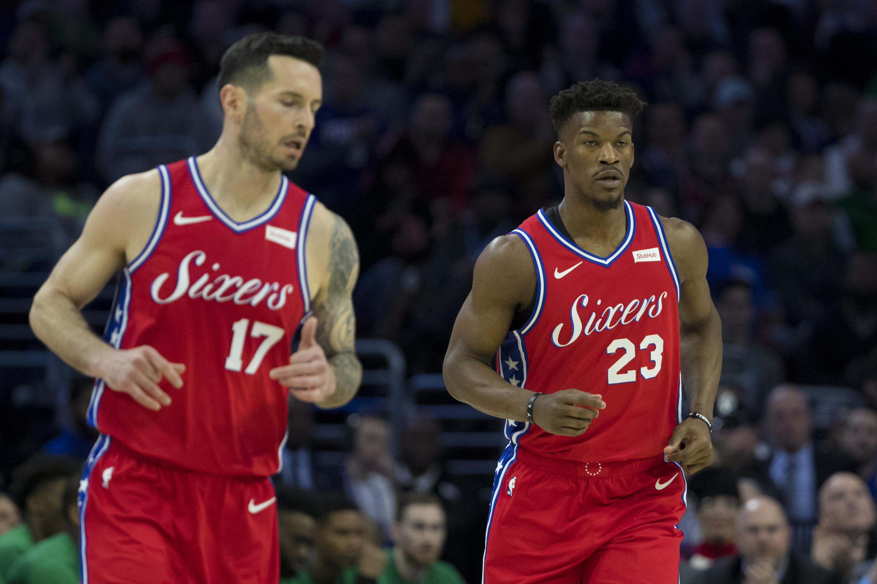 Heat S Jimmy Butler Rips 76ers I Didn T Know Who The F K Was In Charge Bleacher Report Latest News Videos And Highlights