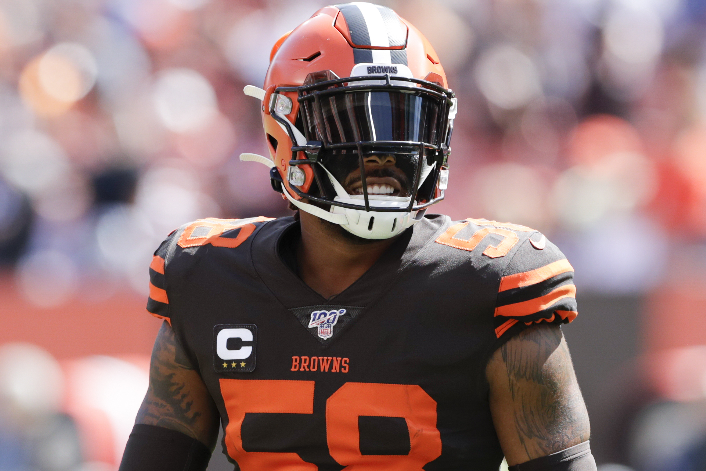 Raiders Rumors Ex Browns Lb Christian Kirksey Visiting Las Vegas