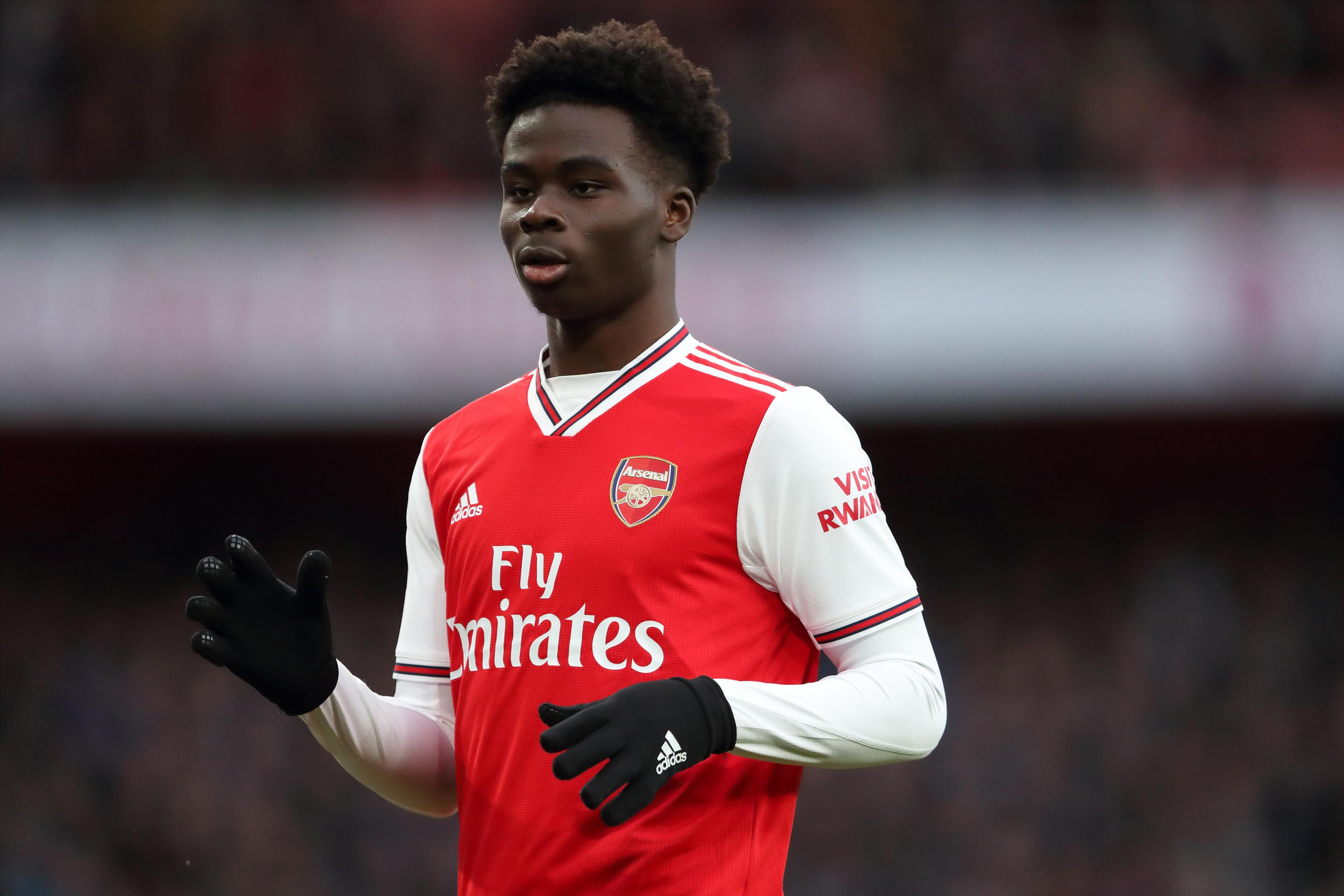 Mikel Arteta: Arsenal 'Having Conversations' with Bukayo Saka About New  Contract | Bleacher Report | Latest News, Videos and Highlights