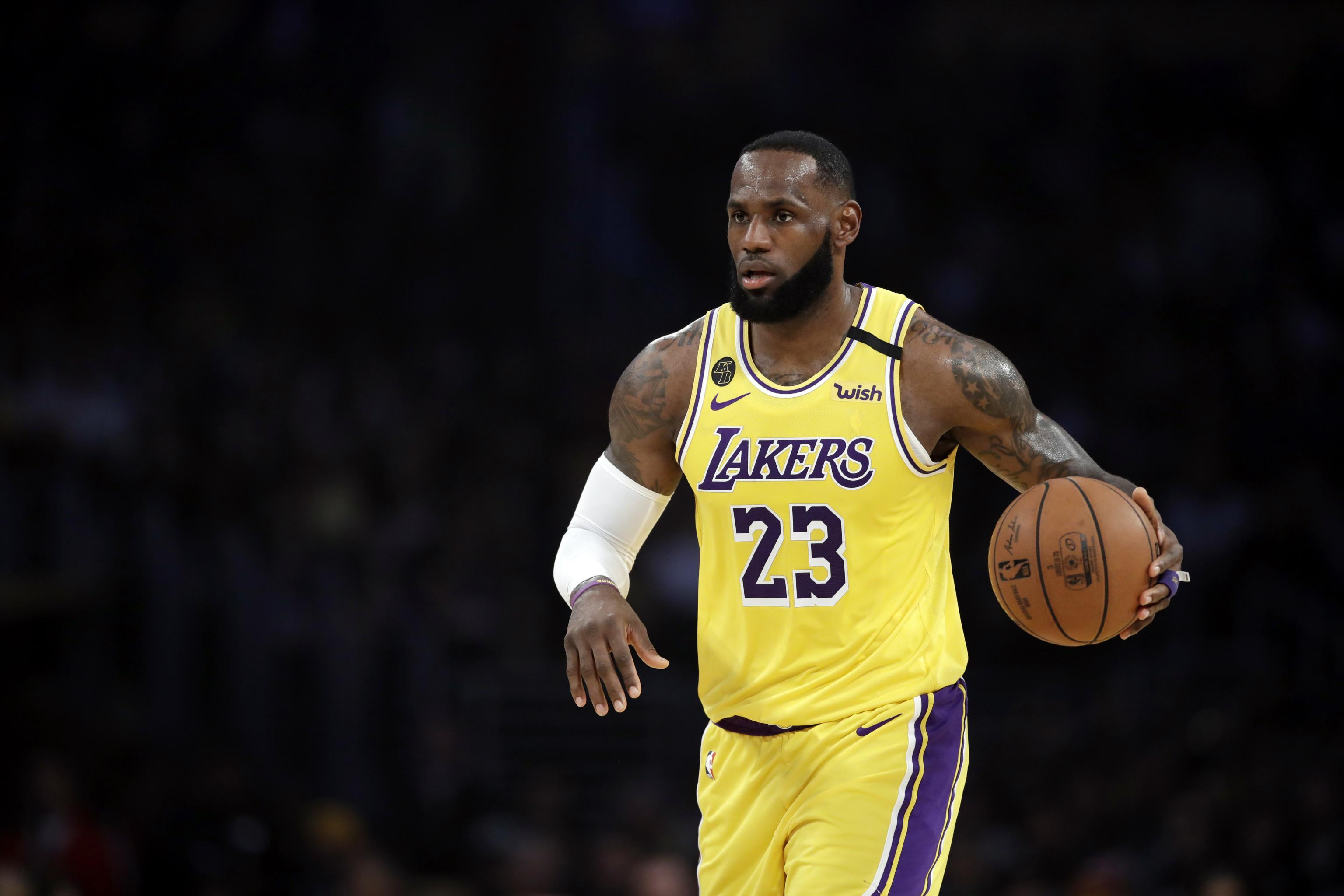 LeBron  James After NBA Suspends Season: 'What We Really Need to ...