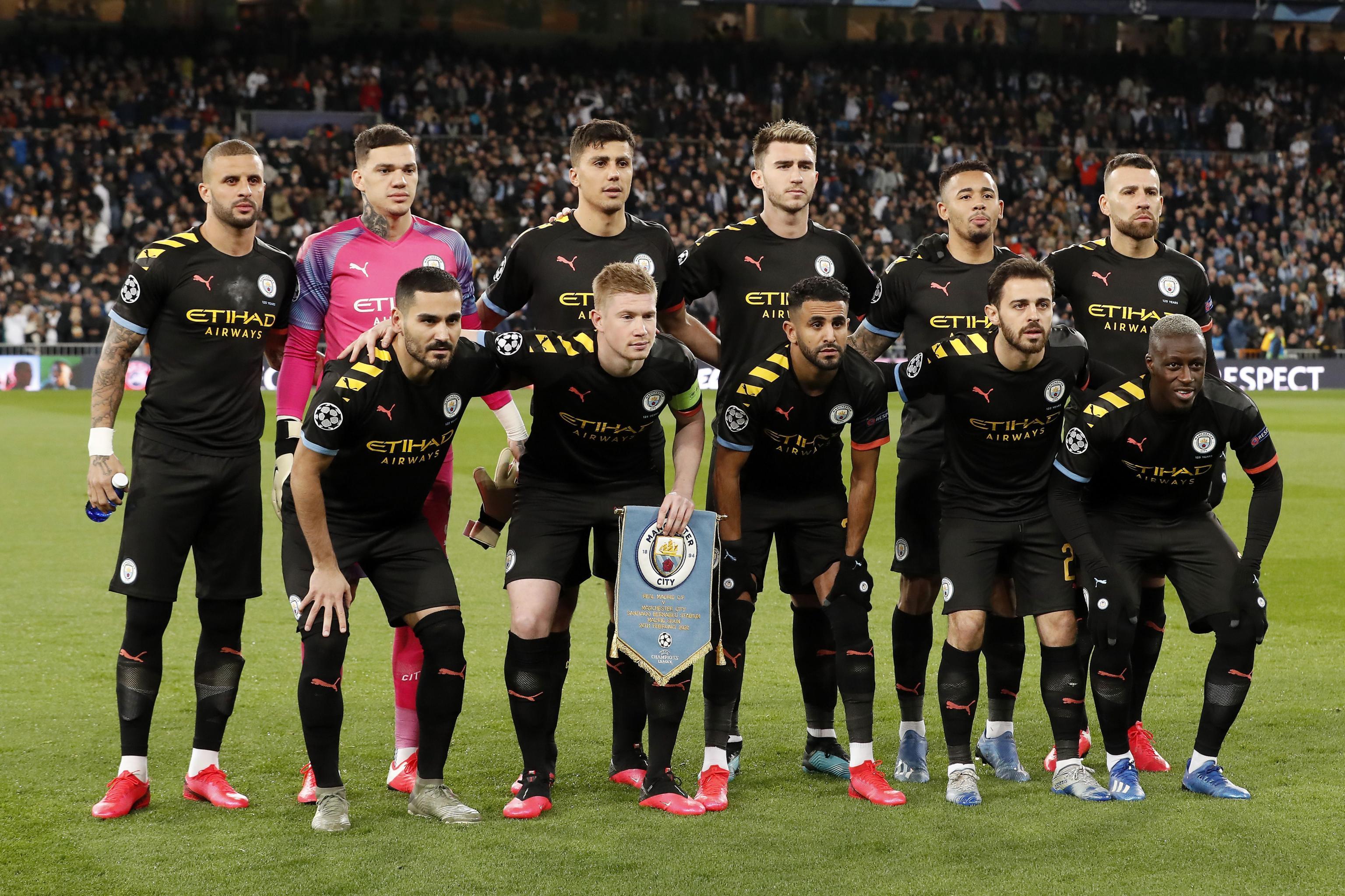 Man City Vs Real Madrid Juventus Vs Lyon Matches Postponed Amid Coronavirus Bleacher Report Latest News Videos And Highlights