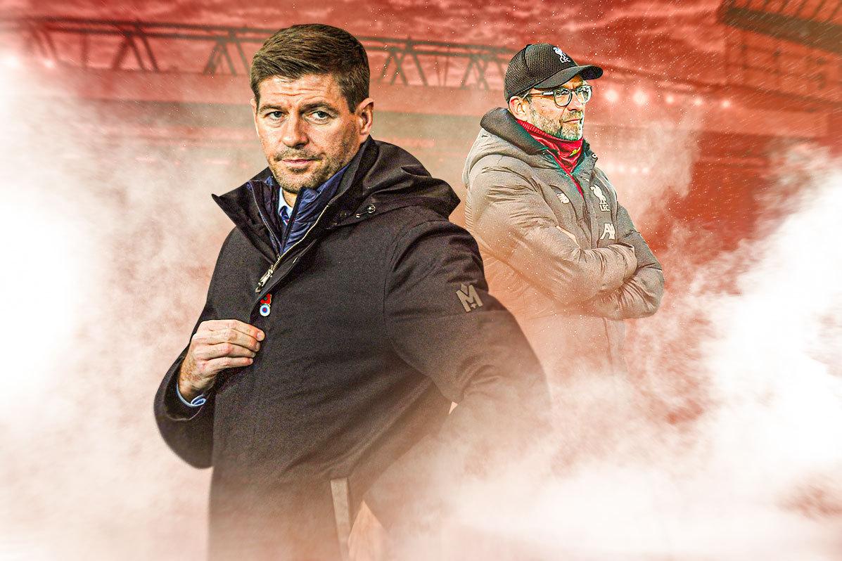Is Steven Gerrard The Heir Apparent To Jurgen Klopp As Liverpool Manager Bleacher Report Latest News Videos And Highlights