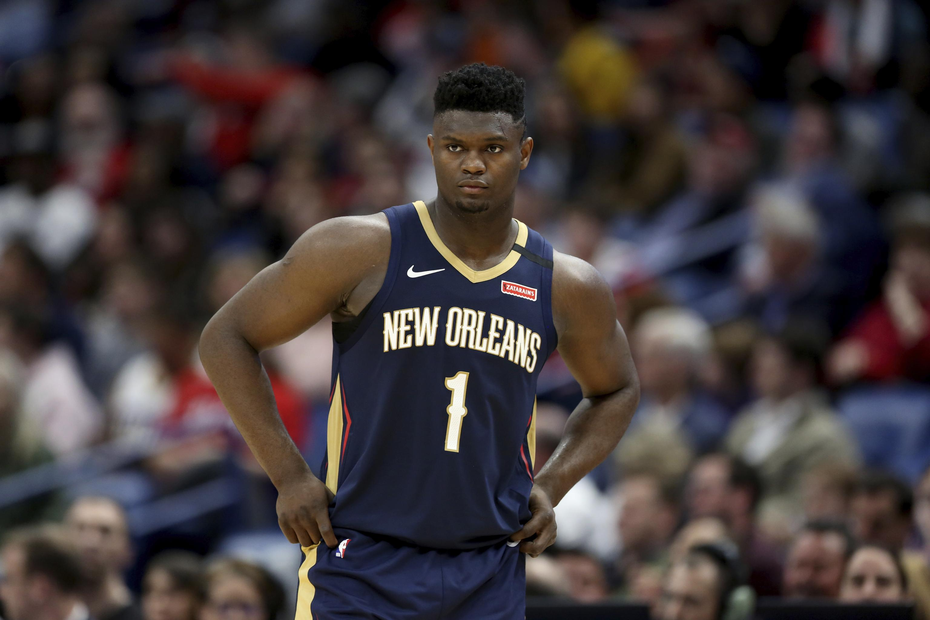 Zion Williamson Pledges to Cover Pels' Arena Workers' Salaries Amid Coronavirus | Bleacher Report | Latest News, Videos and Highlights