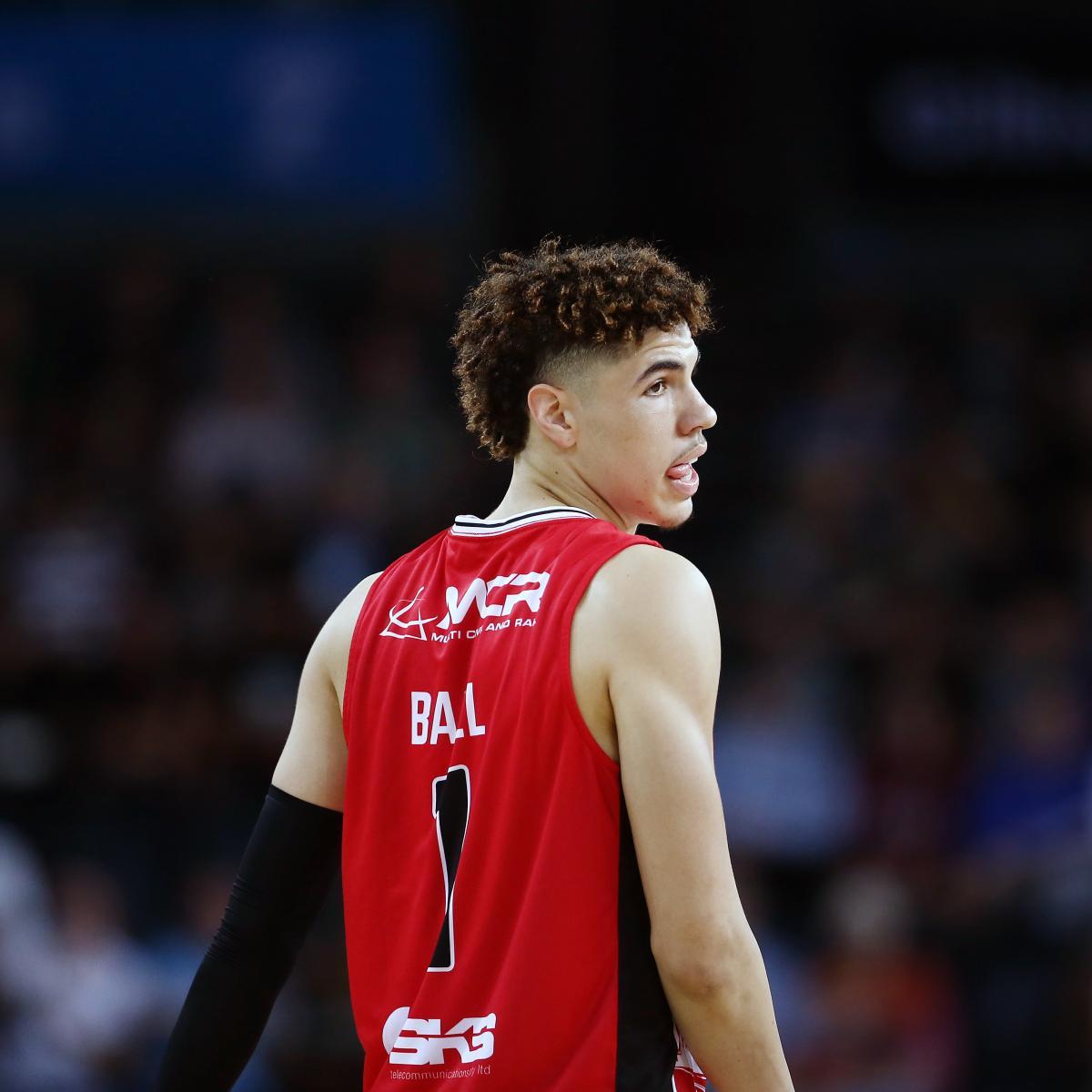 2020 NBA Mock Draft: Predicting Landing Spots for LaMelo Ball, Top Prospects