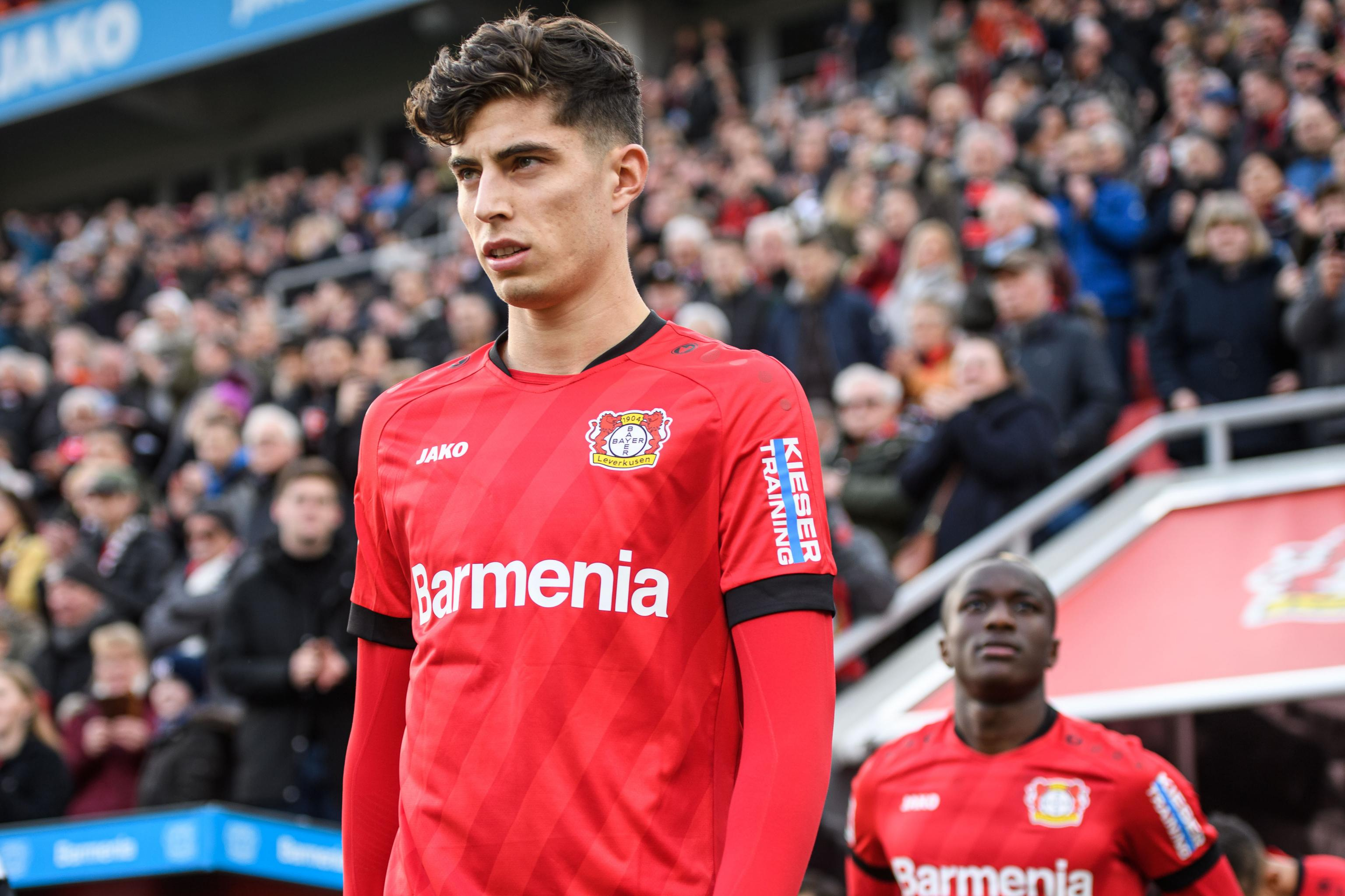 Peter Bosz: Kai Havertz to Leave Bayer Leverkusen for 'More Than €100  Million' | Bleacher Report | Latest News, Videos and Highlights