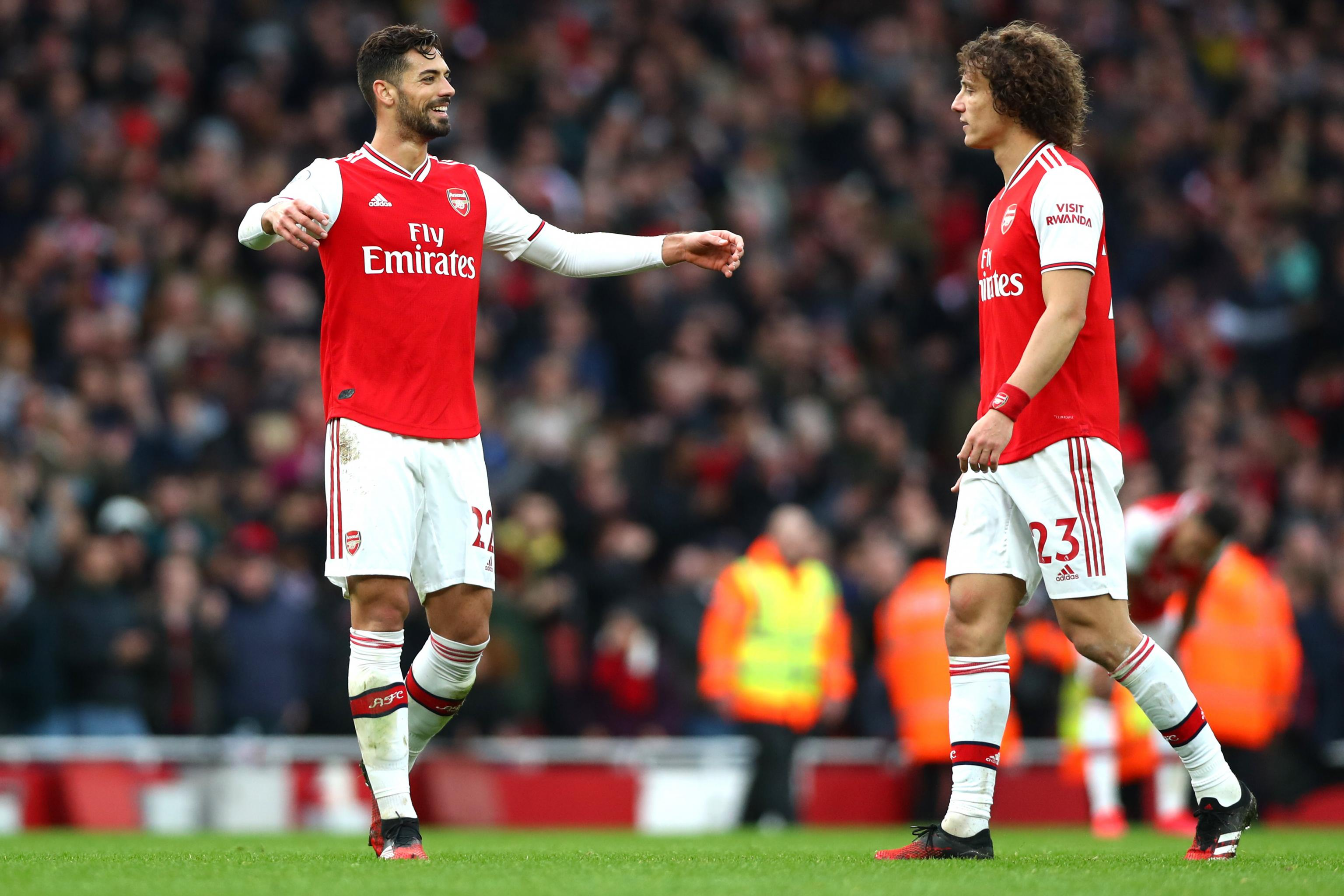 Pablo Mari Says 'It's Easy to Play' Alongside David Luiz for Arsenal |  Bleacher Report | Latest News, Videos and Highlights