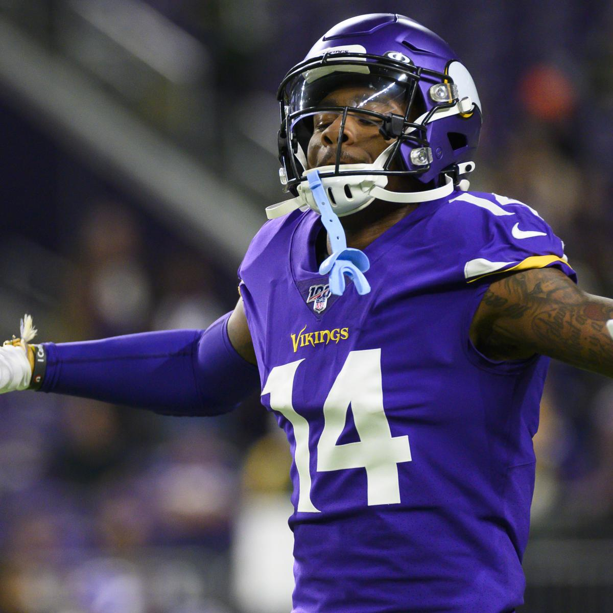 Projecting Bills' Depth Chart After Reported Stefon Diggs