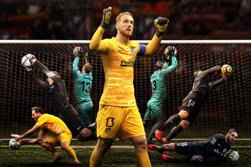 Why Atletico Madrid Consider Goalkeeper Jan Oblak to Be Their Leo ...