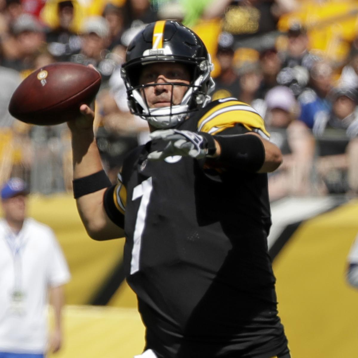 Ben Roethlisberger, Steelers Reportedly Agree to Restructured Contract