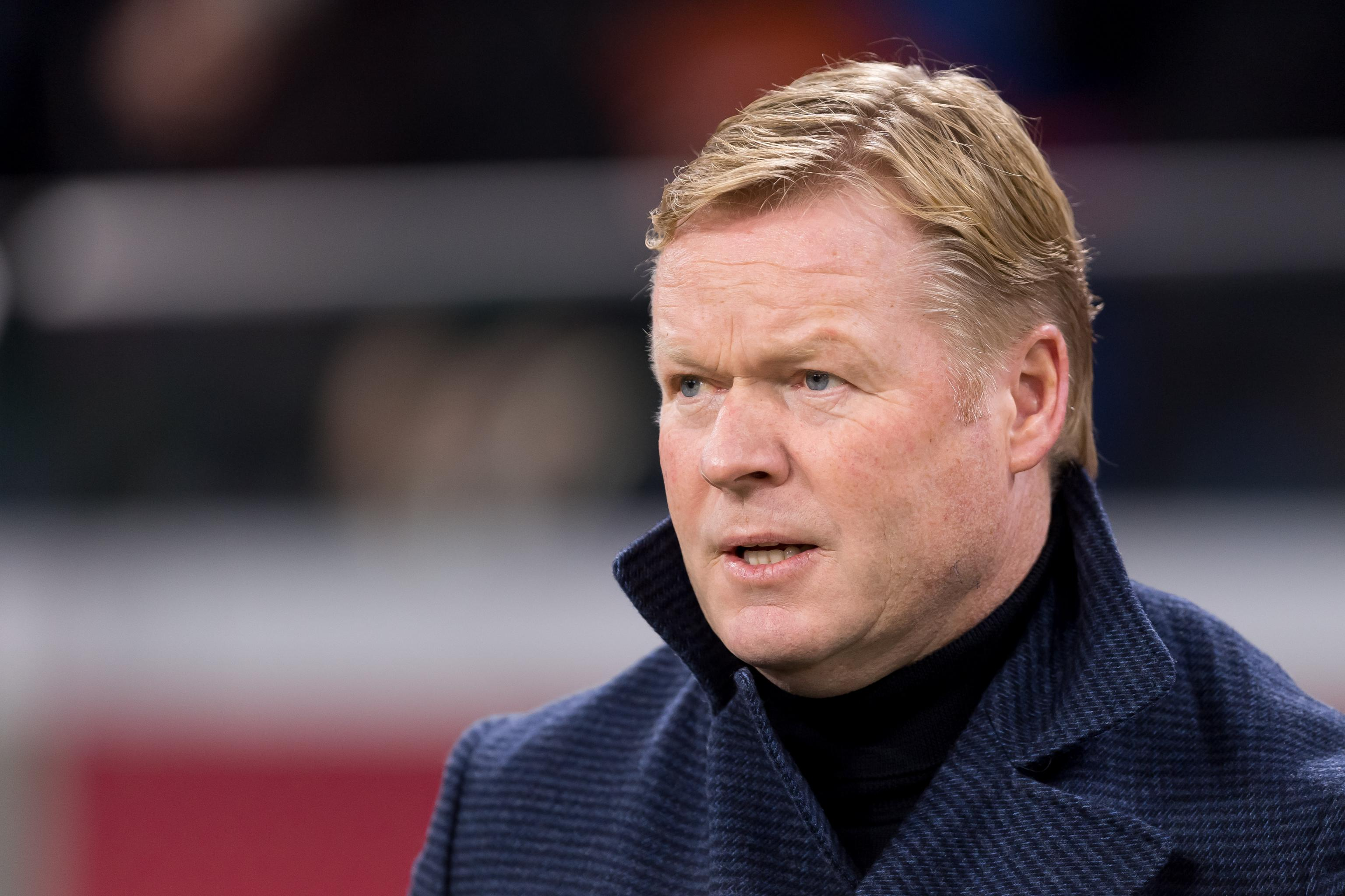 Ronald Koeman Says Barcelona Manager Clause Still Valid After Euro 2020 Delayed   Bleacher Report   Latest News, Videos and Highlights