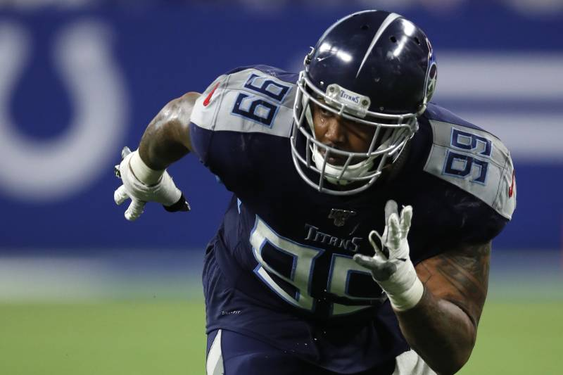 Jurrell Casey Traded from Titans to Broncos for Late-Round Draft ...