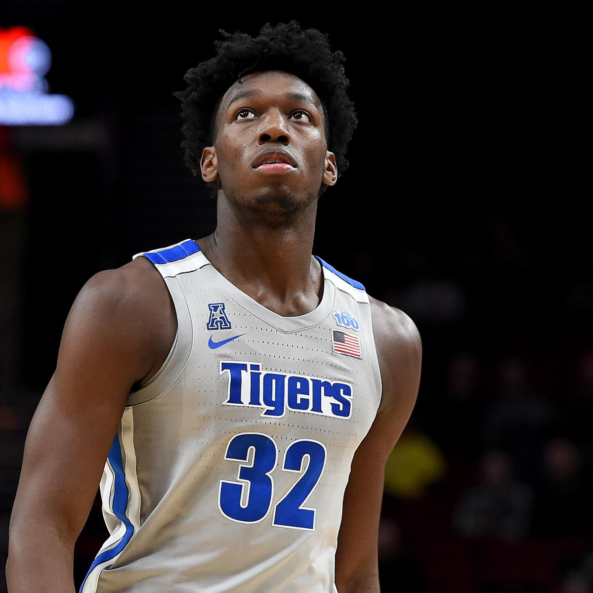 NBA Draft 2020: Finding Ideal Fits for James Wiseman and Best Big Men