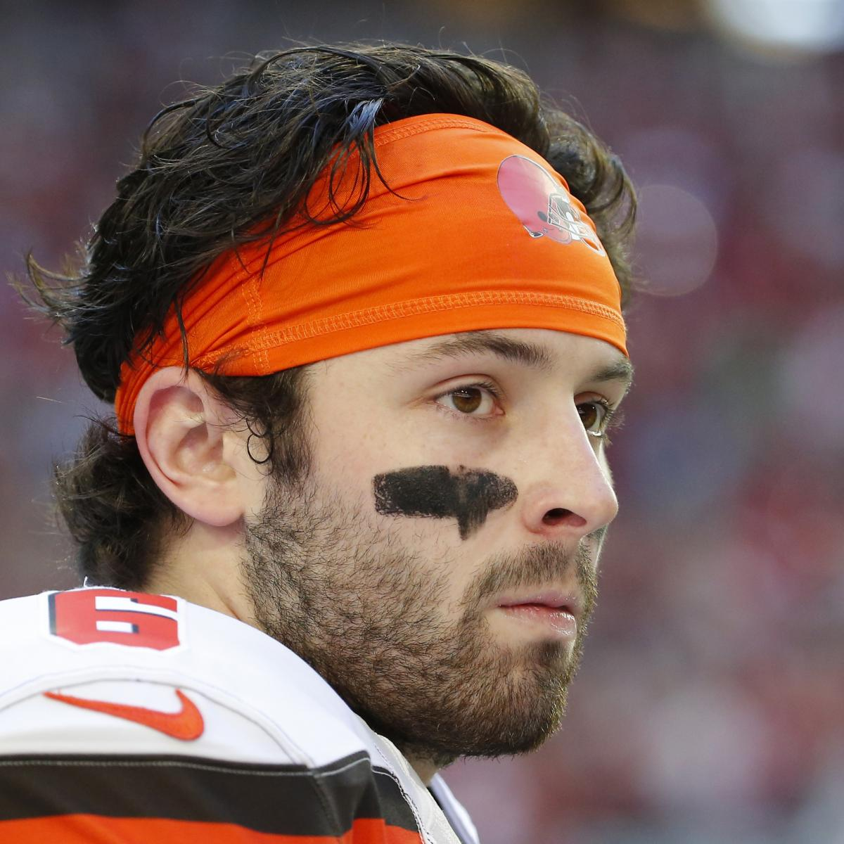Baker Mayfield, Wife Emily Donate $50,000 to Cleveland Food Bank Amid COVID-19