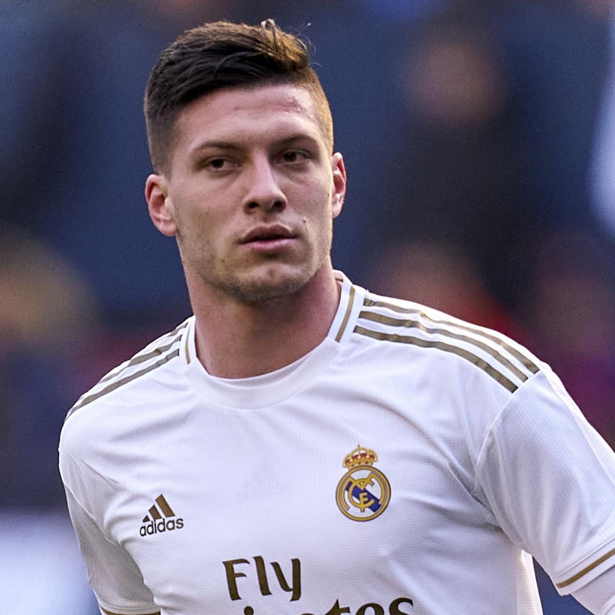Luka Jovic Apologises for Failing to Observe Serbia's ...