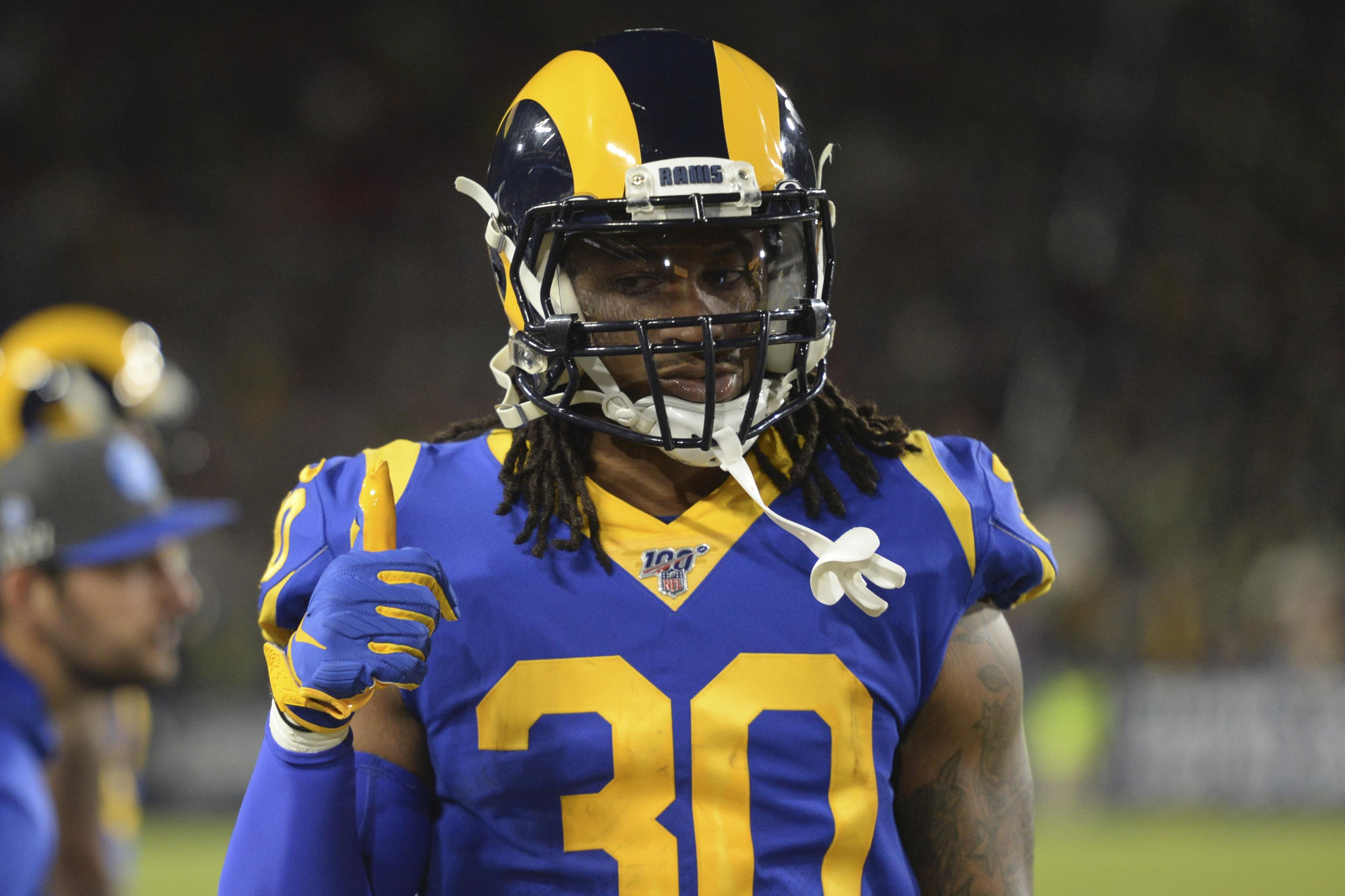 Falcons Updated Depth Chart After Signing Todd Gurley To 1 Year Contract Bleacher Report Latest News Videos And Highlights