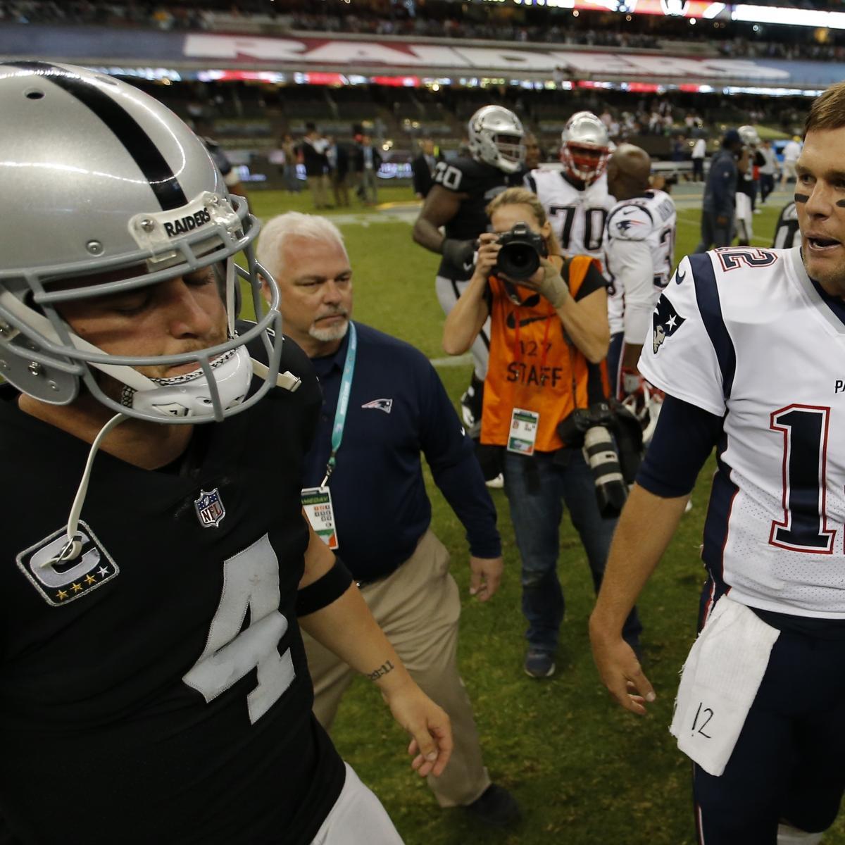 Raiders Rumors: Latest Intel On Tom Brady Pursuit Before